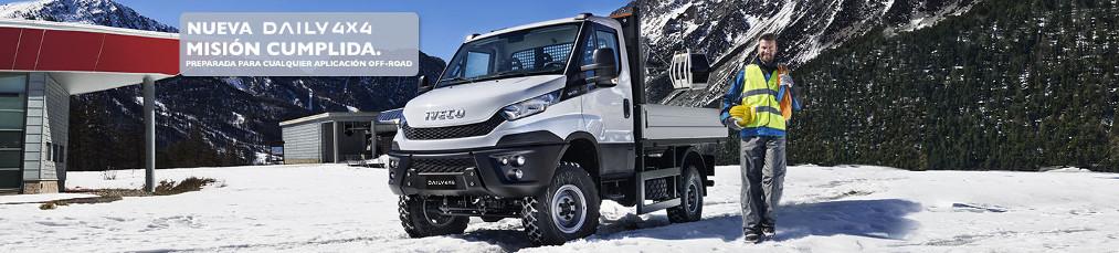 4x4 Iveco Trucks