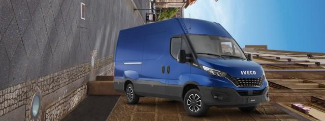 Venta de furgonetas Iveco en Madrid