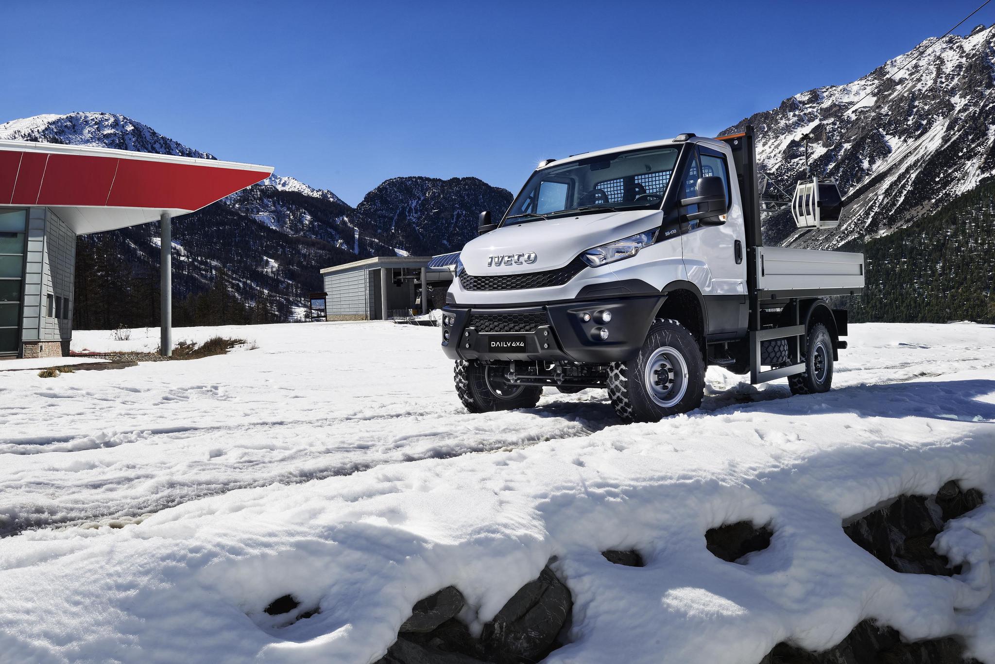 Consejos conducción en invierno para transportistas