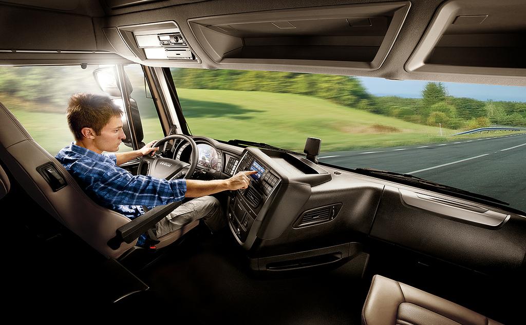 riesgos se enfrentan los conductores profesionales