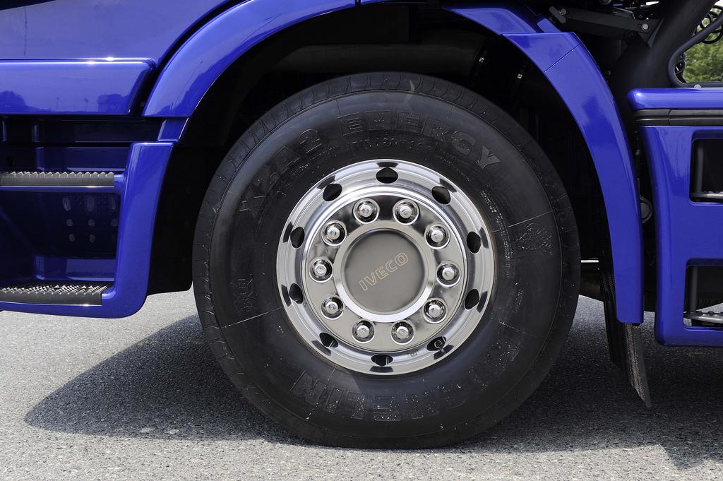 Ahorrar combustible: neumáticos