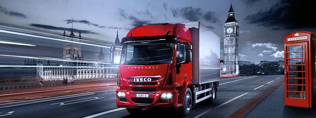 Camión Iveco de segunda mano
