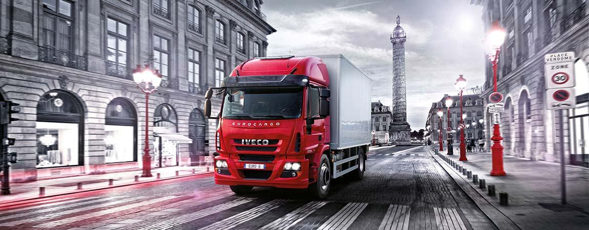 Camiones de segunda mano Iveco