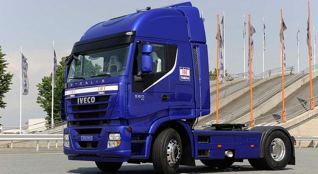 Tractora barata de Iveco