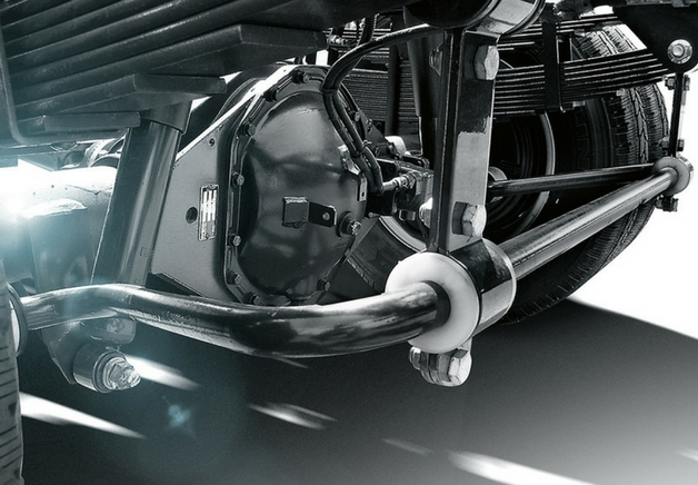 ITV para vehículos industriales