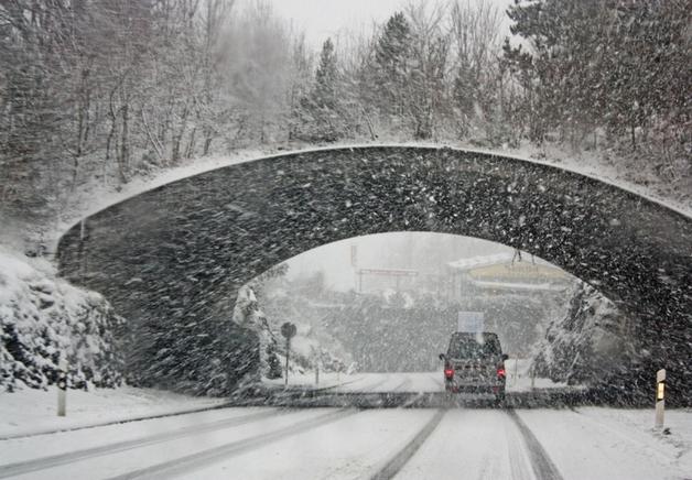 Causas de los accidentes de tráfico en Navidad