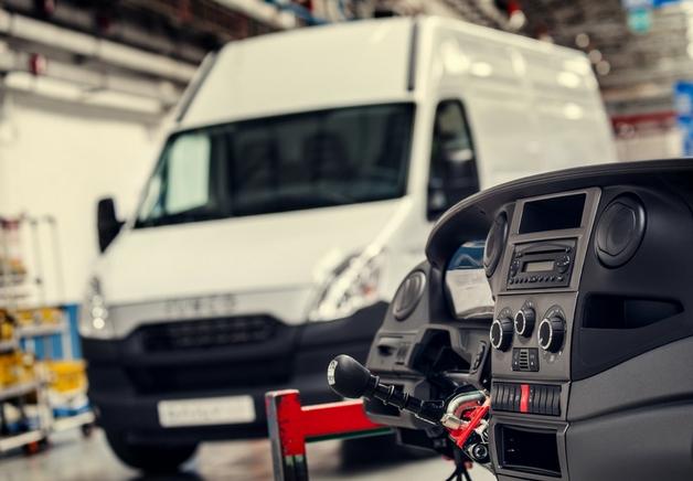 ITV de furgonetas