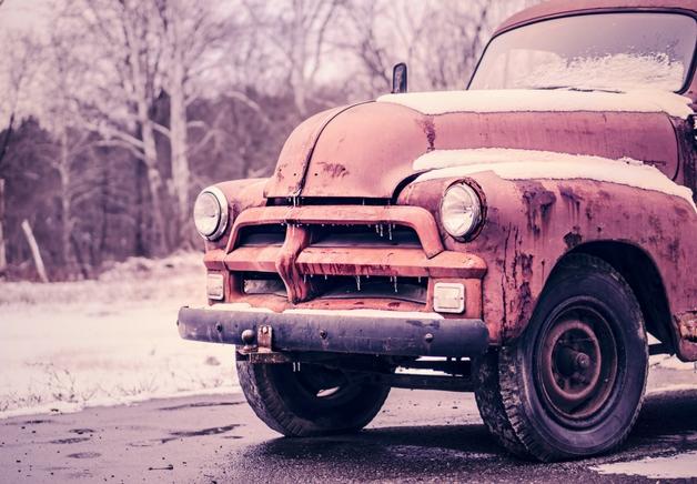 Problemas típicos de vehículos antiguos