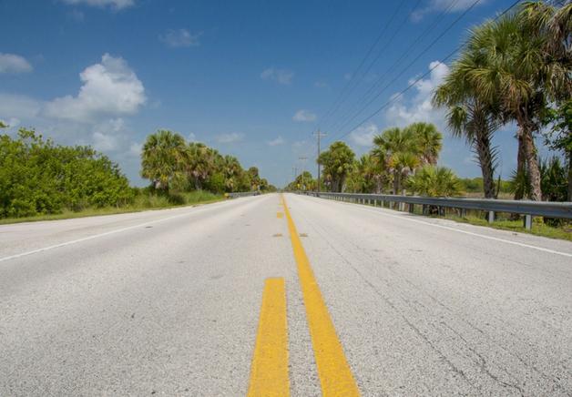 Conducir durante una ola de calor