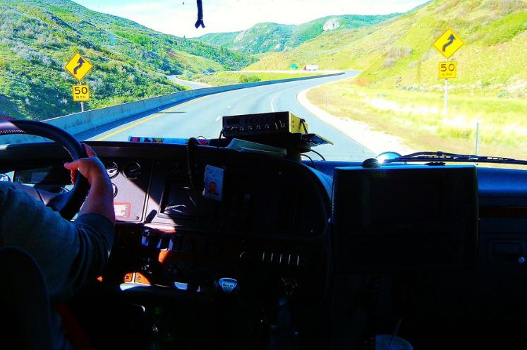 Registro de la jornada laboral para los conductores