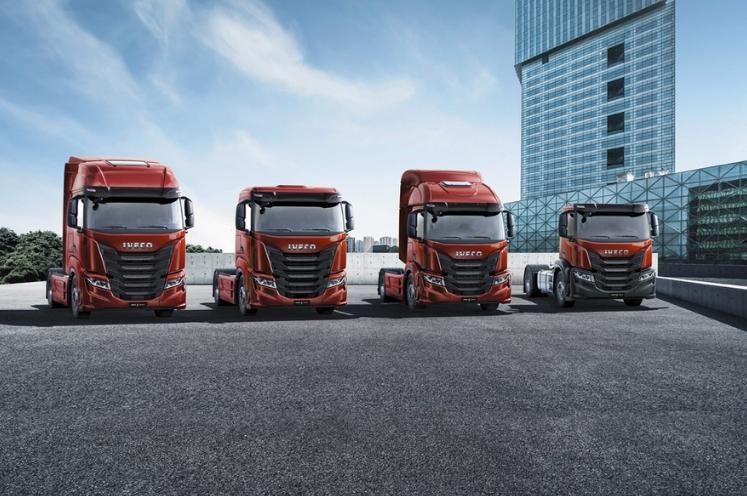 S-WAY: el nuevo camión de Iveco