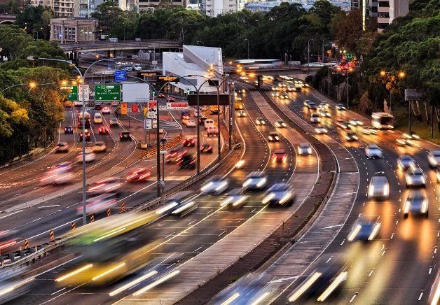 Contaminación acústica en la carretera