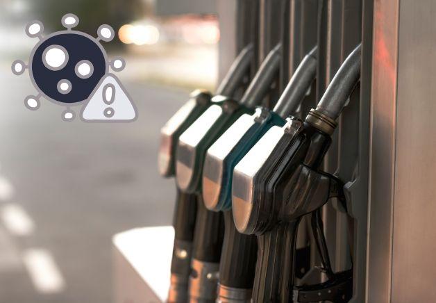 Gasolineras abiertas durante el estado de alarma