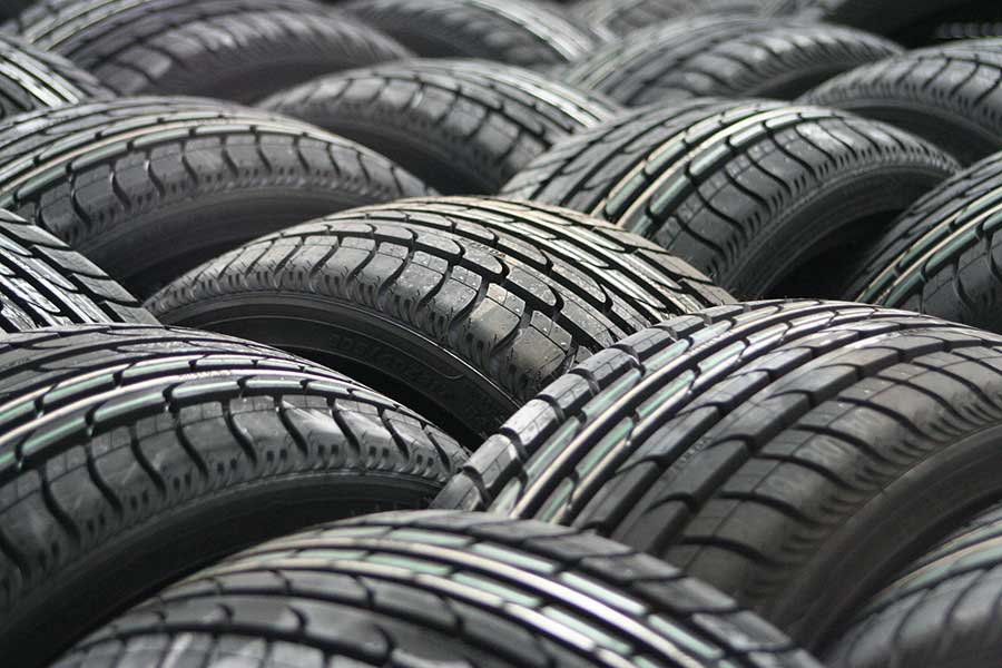 Elegir neumáticos camión