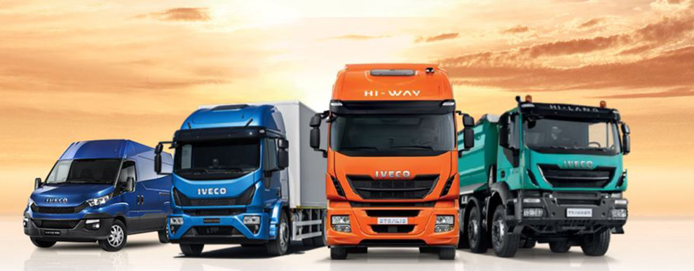 Camiones de MC Iveco en Ávila