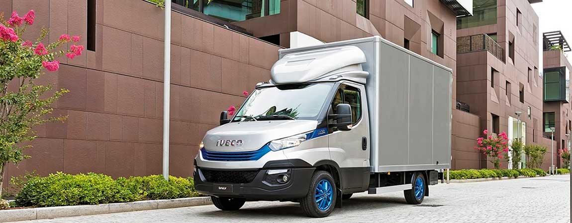 Camiones de segunda mano de 3500 kg Iveco