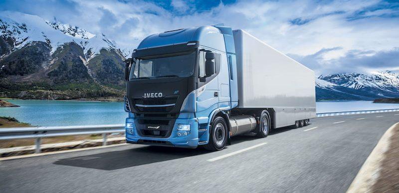 camiones en Salamanca