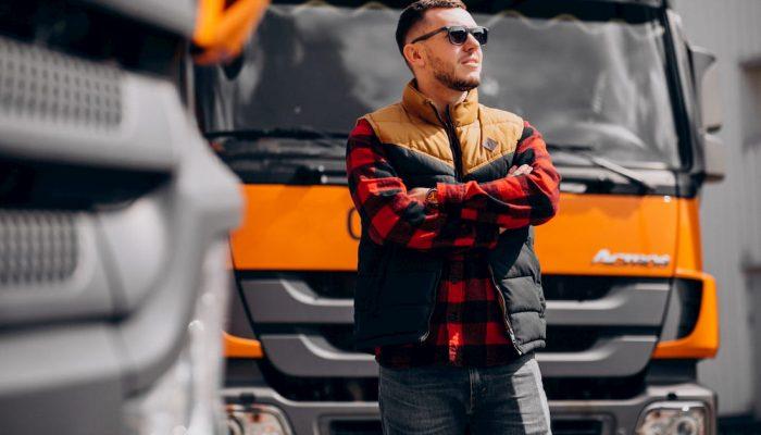 edad para conducir camiones en España